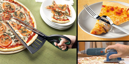 Unique and Creative Pizza Cutter Designs