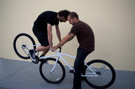 SeeSaw Bike 2
