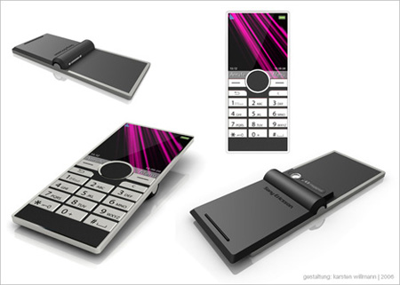 SeeSaw Cell Phone Concept 3