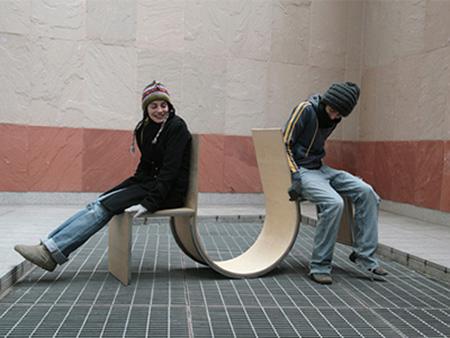 Seesaw Chair 2