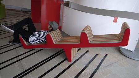 SeeSaw Sofa