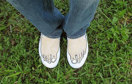 Barefoot Sneakers by Okat