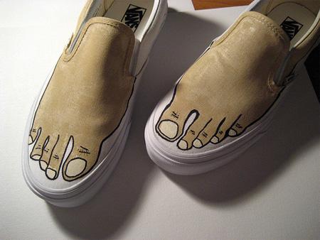 Barefoot Sneakers by Okat 2