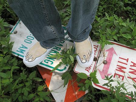 Barefoot Sneakers by Okat 3