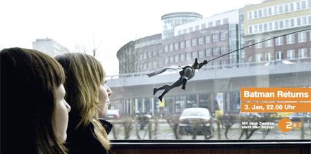 Batman Returns with Batbus