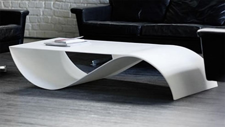 Coffee tables and creative table designs - Table basse ultra design ...