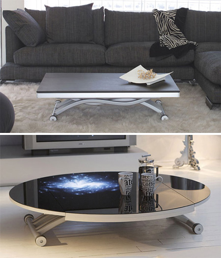 Ozzio Coffee Tables