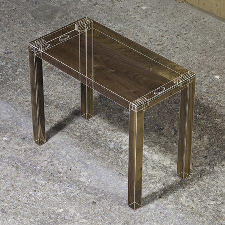 New Perspective Table