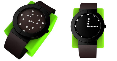 TIWE OLED Concept Watch