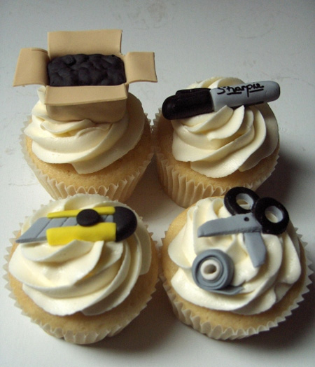 Moving Cupcakes