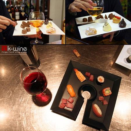 K-wine Dishware