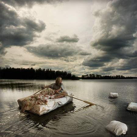 Photo Manipulations by Erik Johansson 3