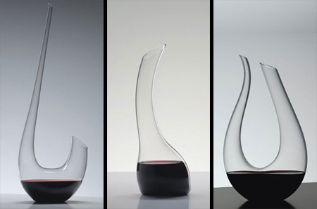 Riedel Decanters Glassware