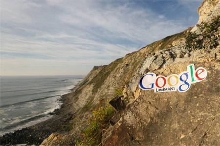 Google Landscapes