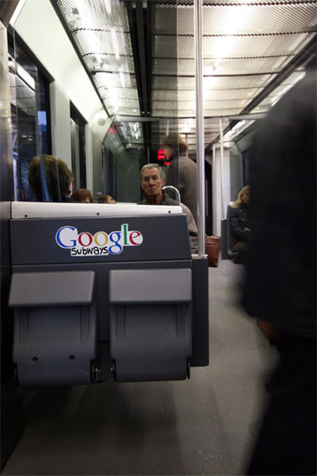 Google Subways