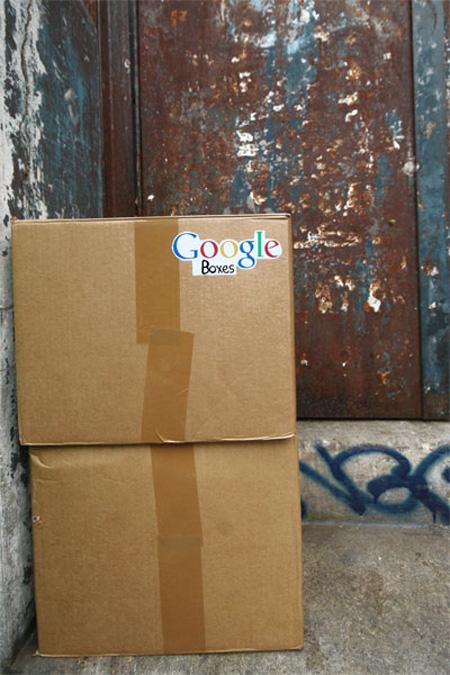 Google Boxes