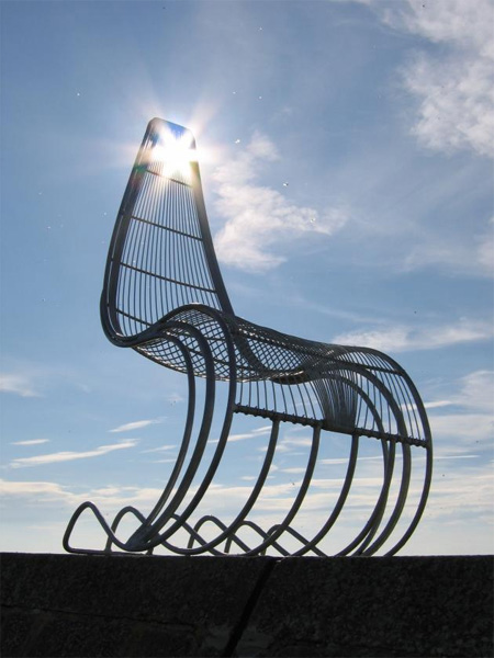 Hero Garden Chair by Adrian Rayment 7