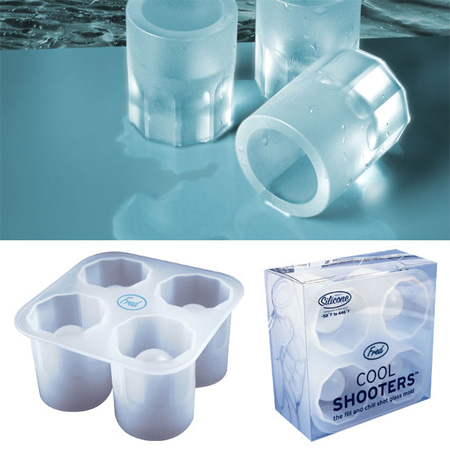 Cool Shooters Ice Cube Tray