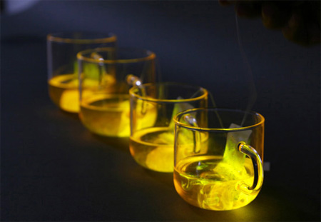 Lighting Tea Bag by Wonsik Chae 3