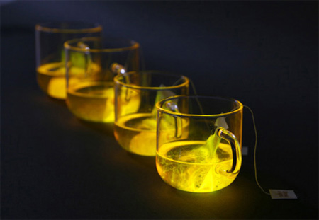 Lighting Tea Bag by Wonsik Chae 4