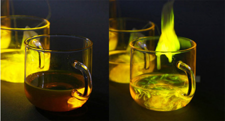 Lighting Tea Bag by Wonsik Chae 5