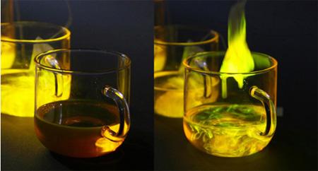 Lighting Tea Bag by Wonsik Chae 5
