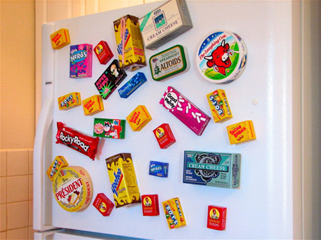 Candy Box Magnets