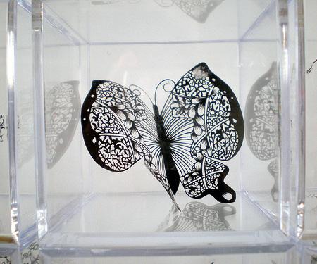 Paper Cutting Art by Aoyama Hina 4