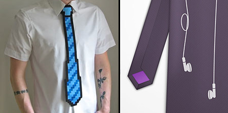Design a tie idealstalist unusual ties and creative necktie designs ccuart Image collections