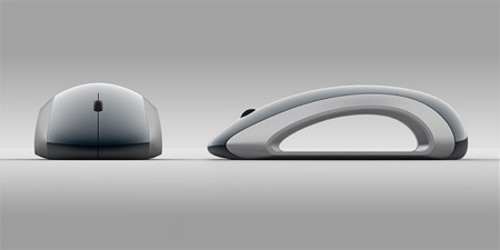 Zero Mouse Concept by Oliver Rosito 2