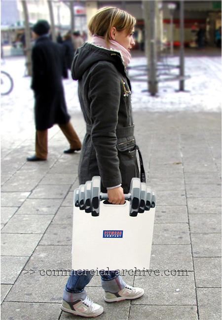 Fitness Company Shopping Bag
