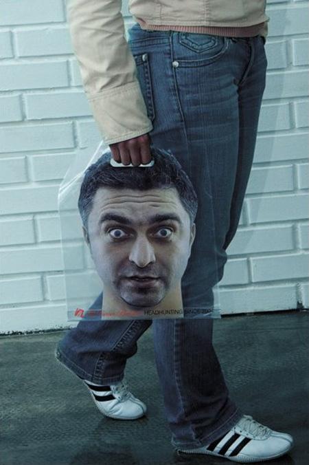 Headhunting Agency Shopping Bag