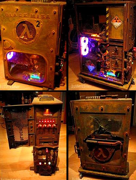 Half-Life 2 PC Case Mod