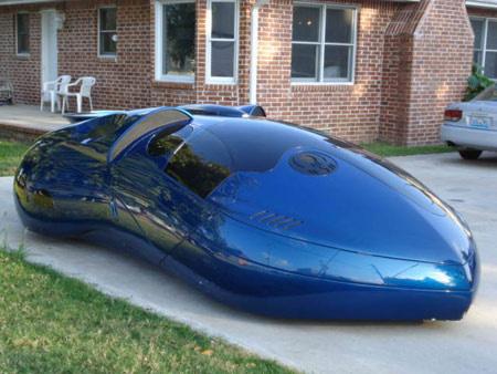 Fastlane Concept Car