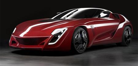 Bertone Mantide Concept Car