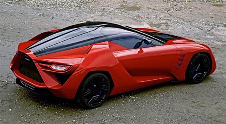 Project M Concept Car