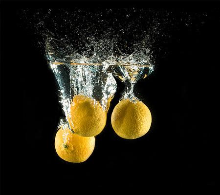 Orange Juice by Richard Dumoulin