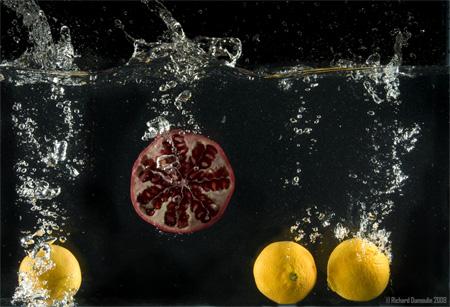 Water Fun by Richard Dumoulin