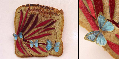 Illustrated Bread by Ximena Escobar