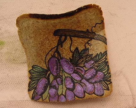 Illustrated Bread by Ximena Escobar 12