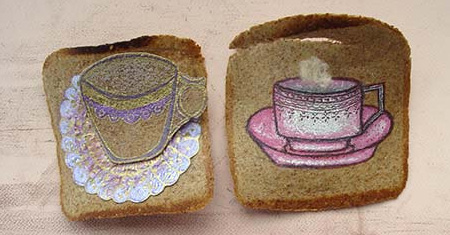 Illustrated Bread by Ximena Escobar 14