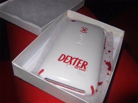 Dexter Apple iPhone Case