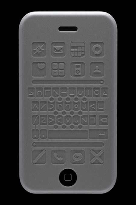 Tactile Apple iPhone Case