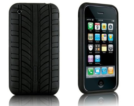 Tire Pattern iPhone Case