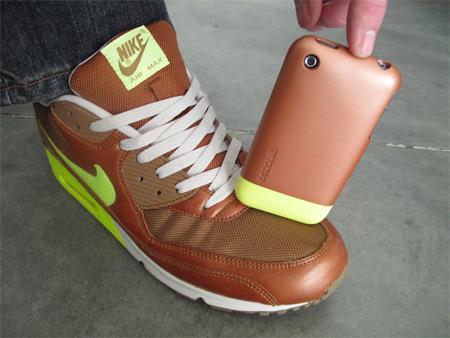 Metallic Slider Case iPhone Case