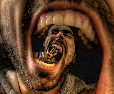 Eternal Scream by Josh Sommers