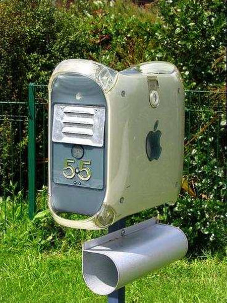 Apple Power Mac G4 Mailbox