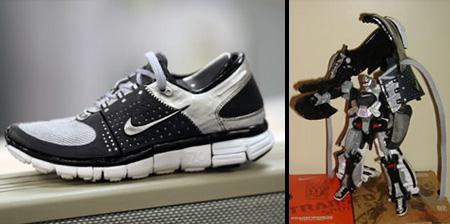 Nike Transformers Running Shoes