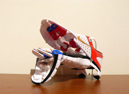 Nike Transformers Running Shoes 4