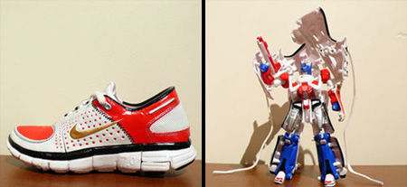Nike Transformers Running Shoes 5